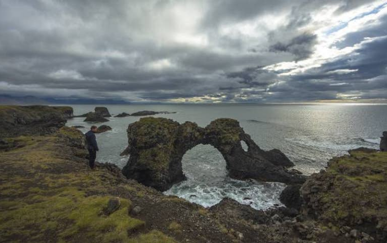 The mysterious Snæfellsnes National Park